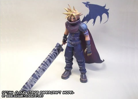 dark cloud strife