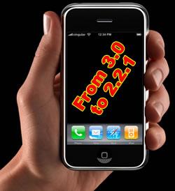 iphone downgrade