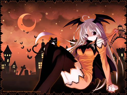 ecchi halloween