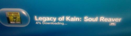 Soul reaver downloading