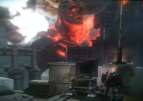 GoW 3 demo