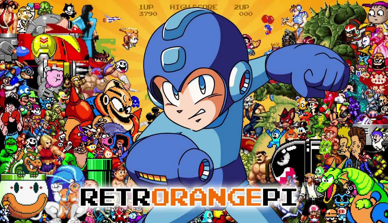 Mi Orange Pi PC con RetroRangePi