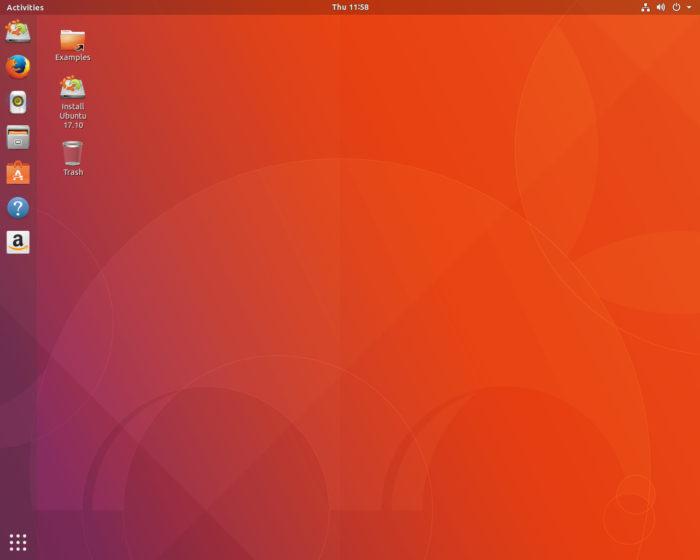 ubuntu 1710